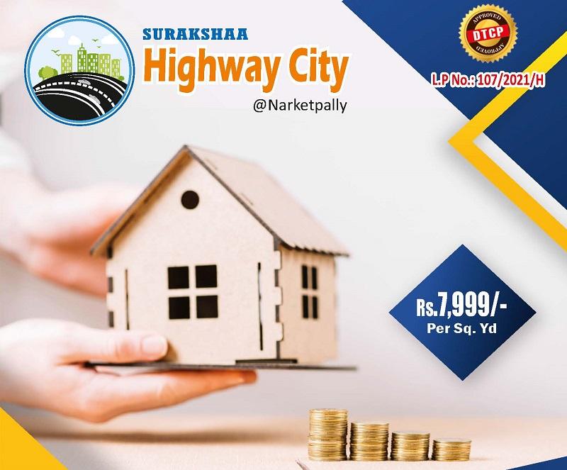 Highway City DTCP – Narketpally